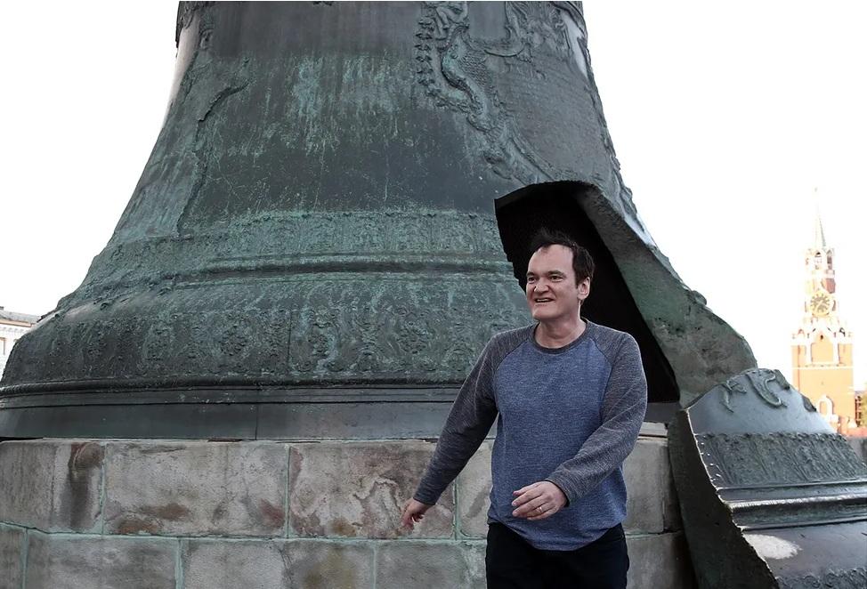 Квентин Тарантино посетил Москву! Мединский провел ему экскурсию | Канобу - Изображение 10