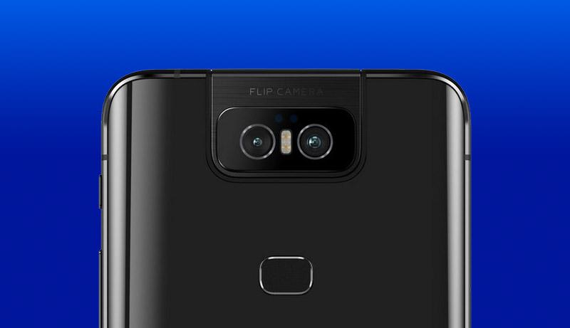Asus ZenFone 6на официальных рендерах сдвойной откидной камерой | Канобу - Изображение 0