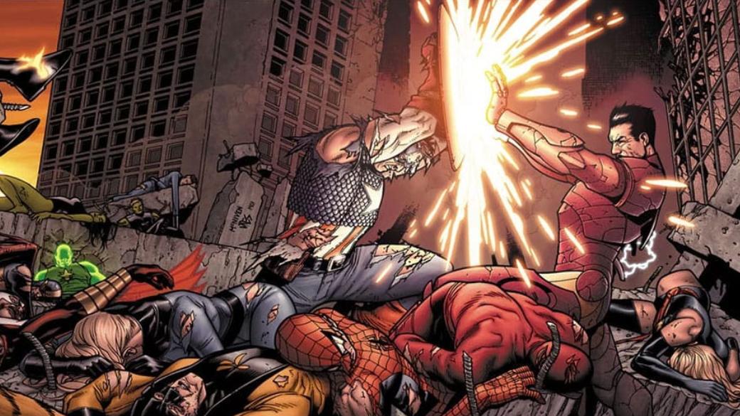 «Гражданская война» Marvel— что осталось закадром главной войны супергероев? | Канобу - Изображение 4878