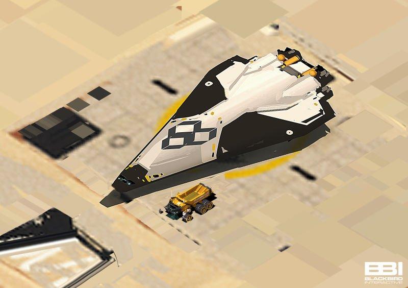 Авторы Homeworld: Deserts ofKharak работают сNASA над новым проектом   Канобу - Изображение 6312