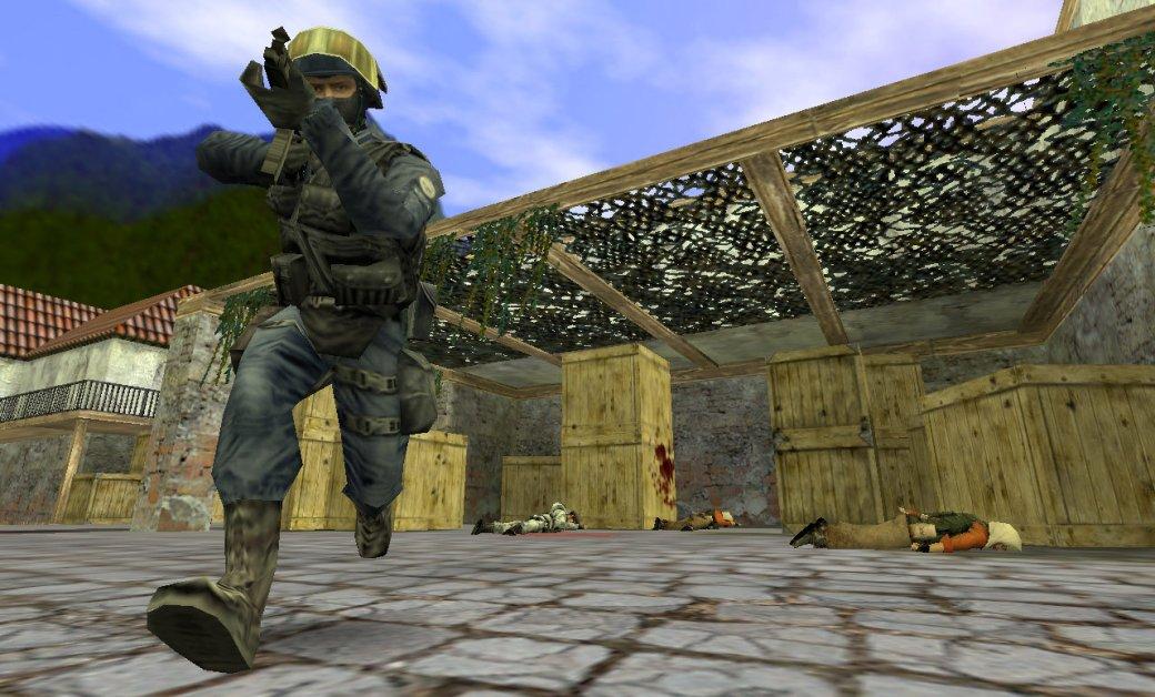 «ГоMansion, ясоздал». 5 вещей изCounter-Strike 1.6, которых нет вCS:GO   Канобу