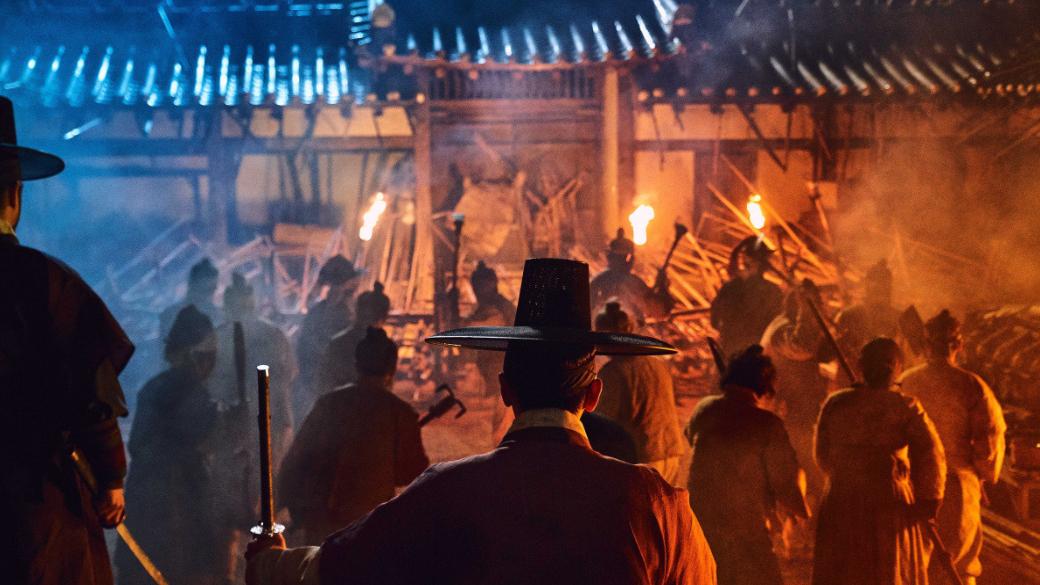 Рецензия на«Королевство»— сериал Netflix озомби-эпидемии всредневековой Корее | Канобу - Изображение 3