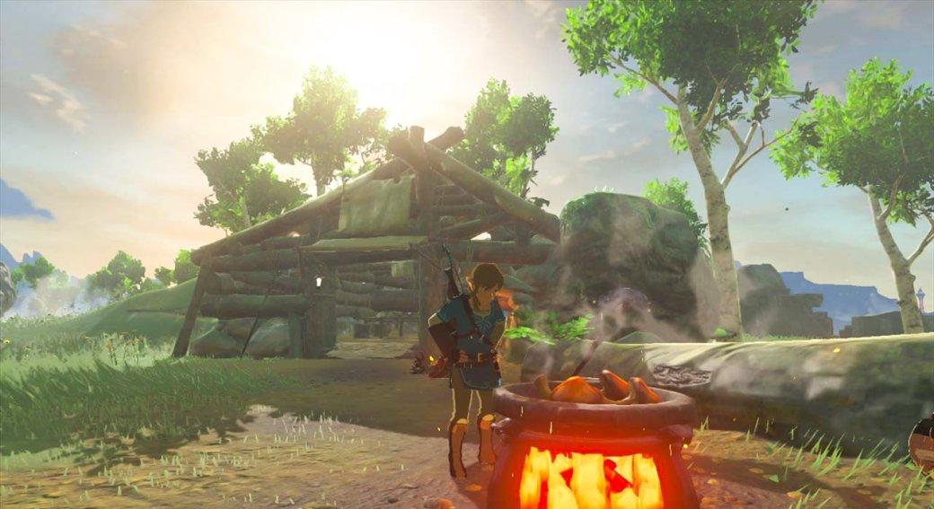 Рецензия на The Legend of Zelda: Breath of the Wild | Канобу - Изображение 6804
