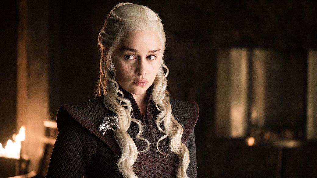 Авторы «Игры престолов» рассказывают осостоянии Дейенерис в5 серии 8 сезона | Канобу - Изображение 5559