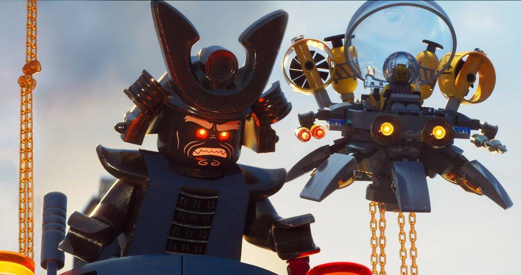 Рецензия на «Лего Ниндзяго Фильм». - Изображение 8