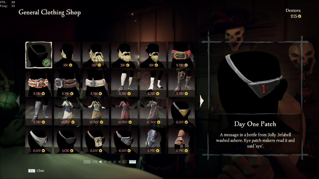 Разработчики Sea ofThieves попросьбе игроков превратили патч первого дня вшутку | Канобу - Изображение 1115
