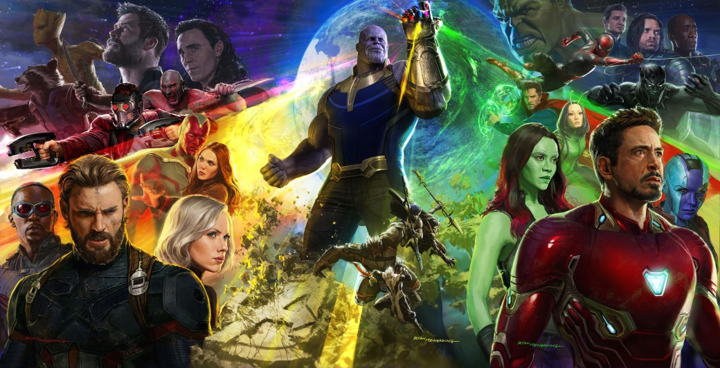 Какие актеры точно появятся вфильме «Мстители: Война Бесконечности». - Изображение 1