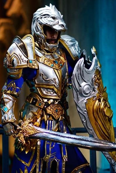 Лучший косплей по Warcraft – герои и персонажи WoW, фото косплееров   Канобу - Изображение 64