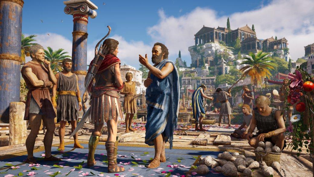Лучшие игры серии Assassin's Creed - топ-10 игр Assassin's Creed на ПК, PS4, Xbox One | Канобу - Изображение 6