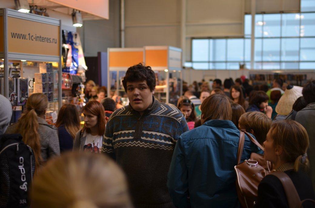 Фотоотчет с «Игромира» и Comic Con Russia, день 4 | Канобу - Изображение 2751
