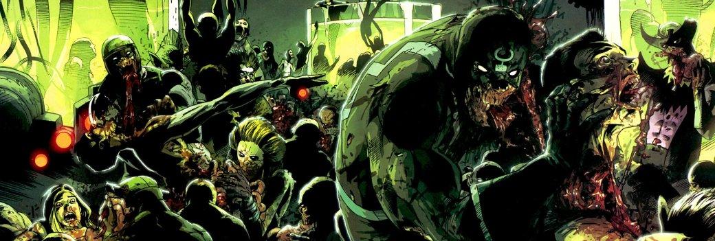 Какие комиксы почитать вожидании «Ходячих мертвецов»? Жесть, 18+ | Канобу - Изображение 1