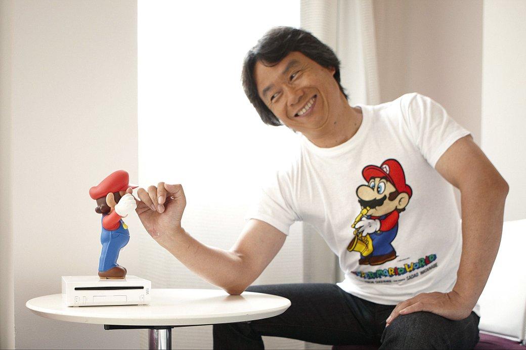 Создатель Марио хочет, чтобы его персонаж стал новым Микки Маусом | Канобу - Изображение 0