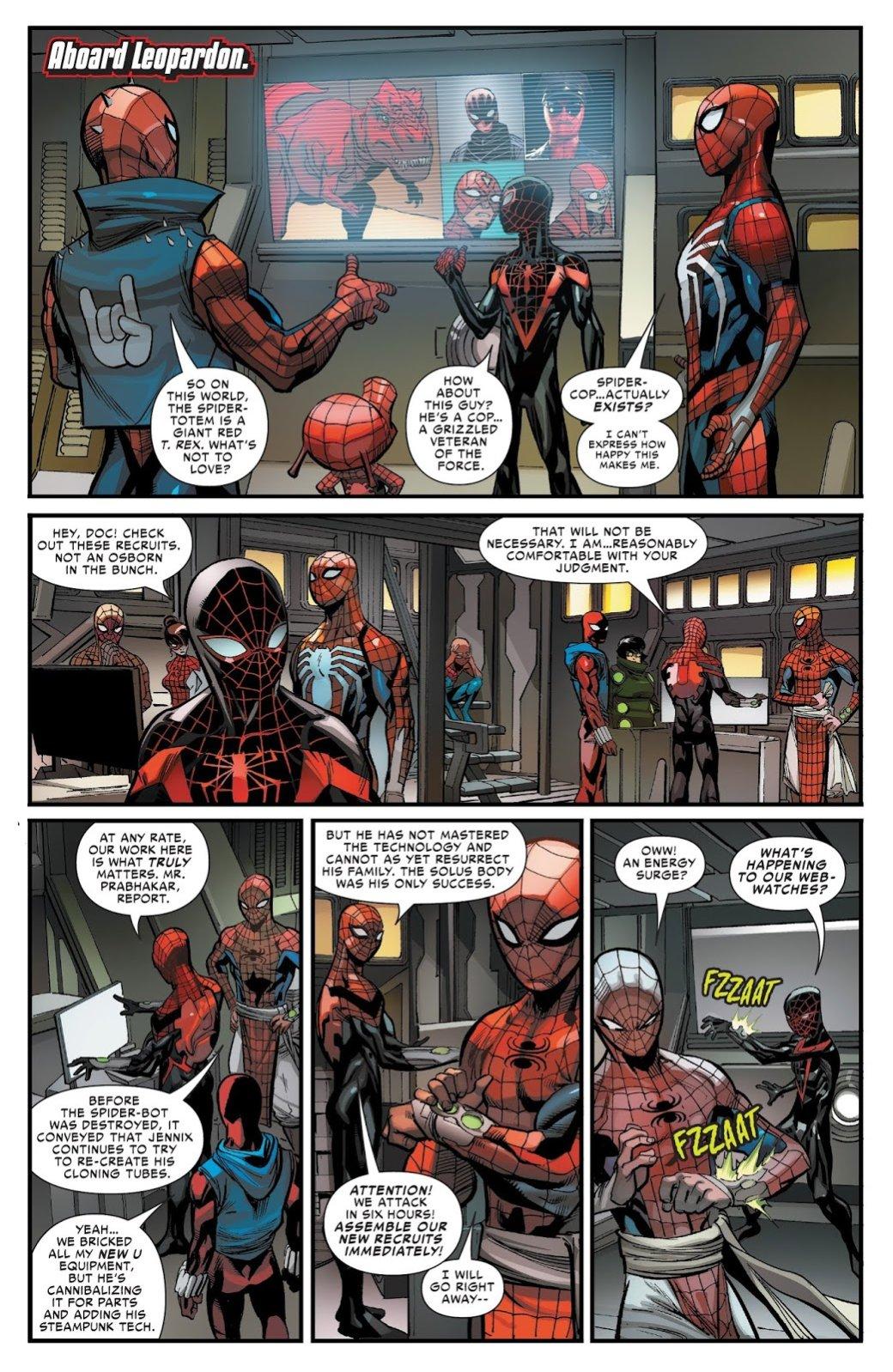Коп-Паук изшутки Питера Паркера вSpider-Man для PS4— теперь инастраницах комиксов Marvel | Канобу - Изображение 2