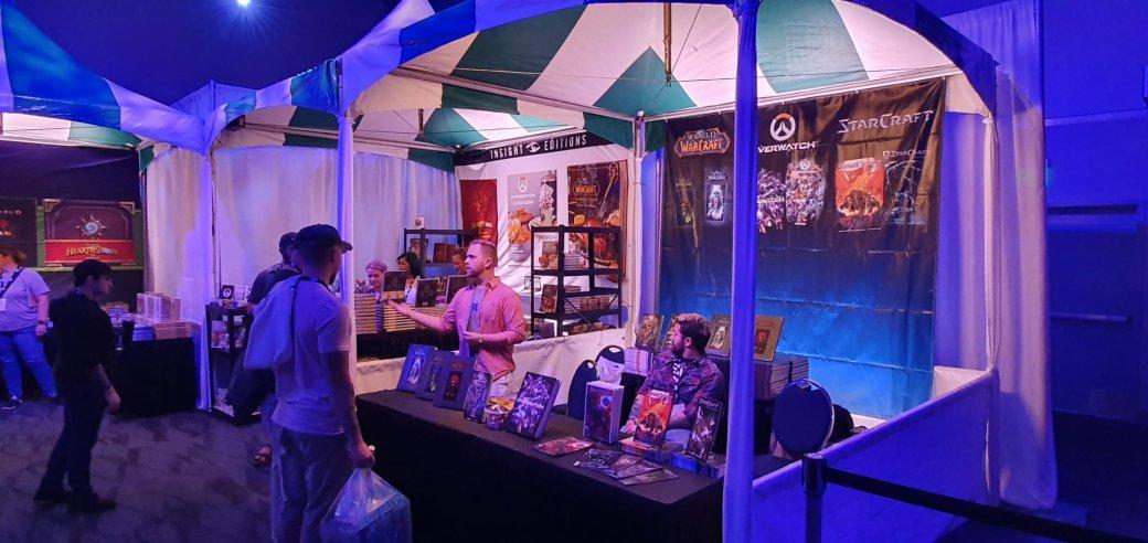 На BlizzCon в этом году развернулась настоящая Ярмарка Новолуния из World of Warcraft | Канобу - Изображение 2294
