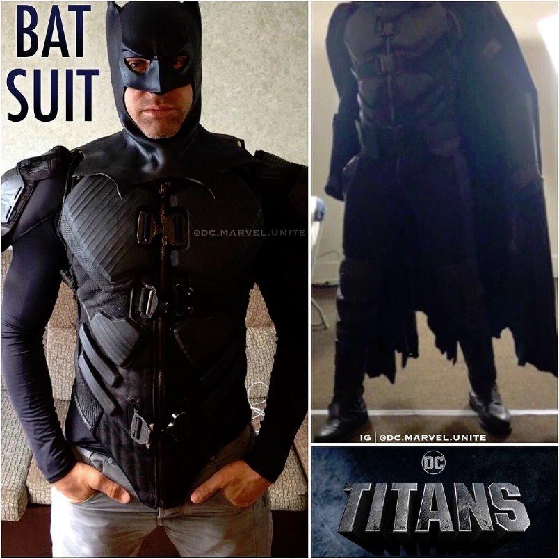 В «Титанах» появится Бэтмен? Новое фото со съемочной площадки сулит камео Темного рыцаря | Канобу - Изображение 2