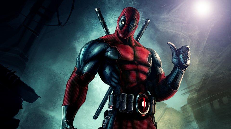 Обзор Deadpool - Мексиканский фастфуд | Канобу