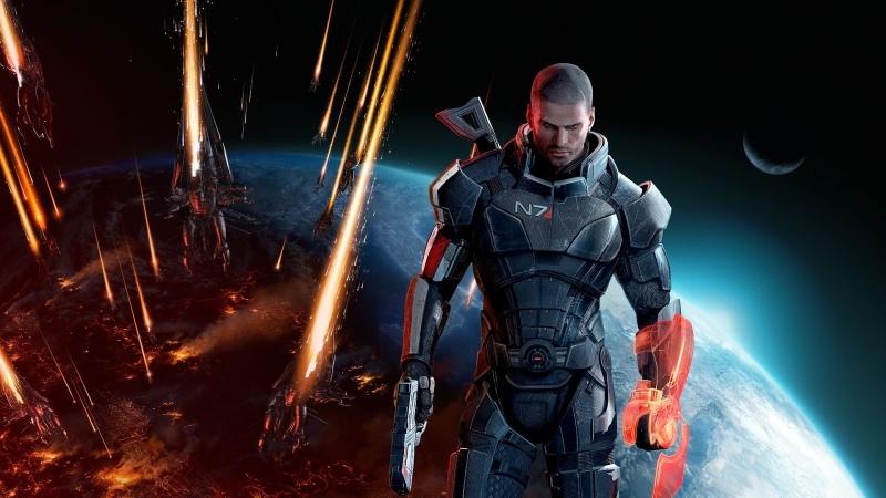 Спустя 6 лет после выхода для Mass Effect 3 вышел мод, увеличивающий поле зрения. - Изображение 1