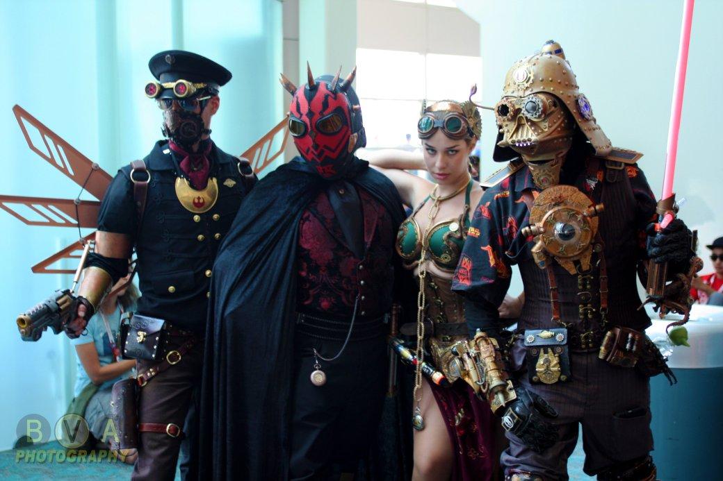 Лучший косплей Comic-Con 2015 | Канобу - Изображение 18