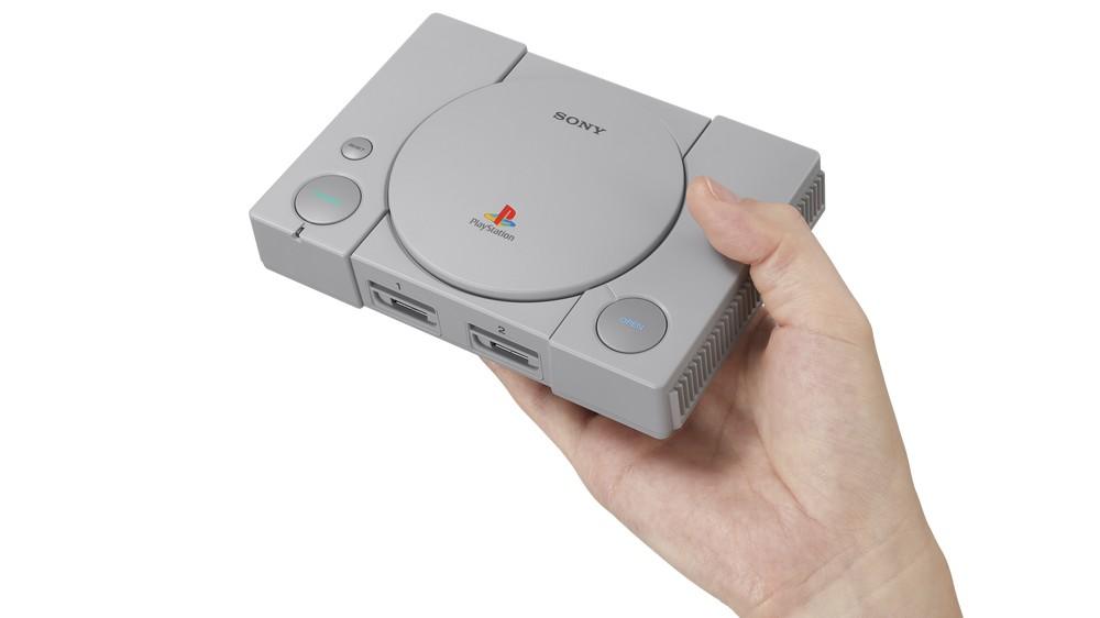 Sony анонсировала PlayStation Classic – PS1 с 20 встроенными играми | Канобу - Изображение 1