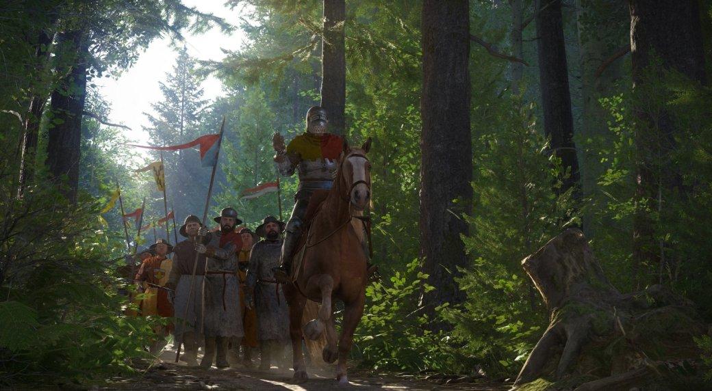 Все, что мызнаем оKingdom Come: Deliverance — история, мир, Богемия, XV век, боевая система   Канобу
