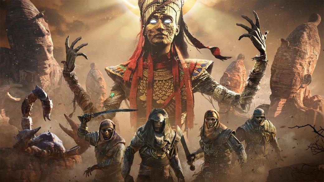 Мифы Древнего Египта вAssassin's Creed: Origins   Канобу - Изображение 1707