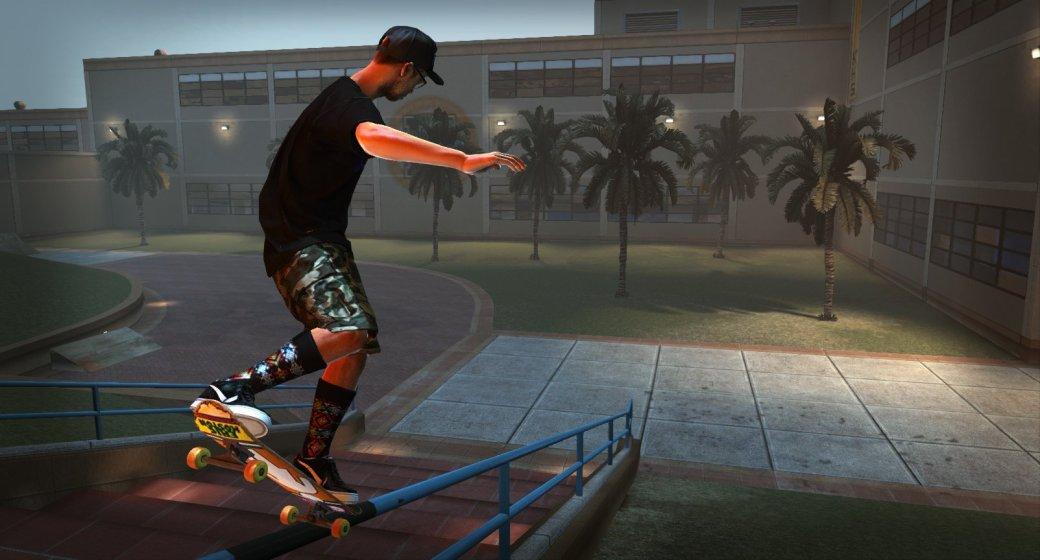 Какая боль: рецензия на Tony Hawk's Pro Skater HD | Канобу - Изображение 1