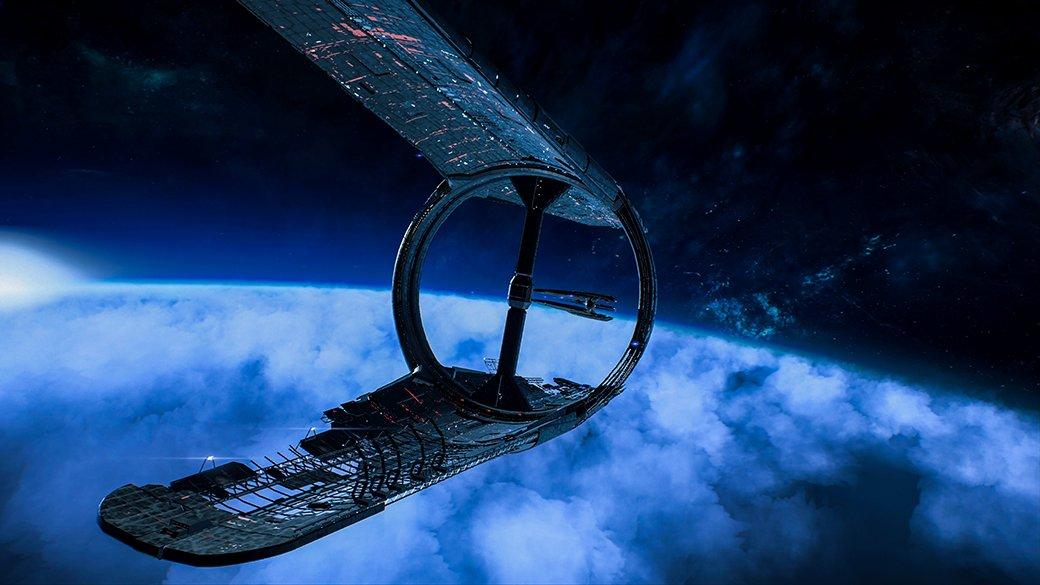 Потрясающий космос Mass Effect: Andromeda | Канобу - Изображение 4
