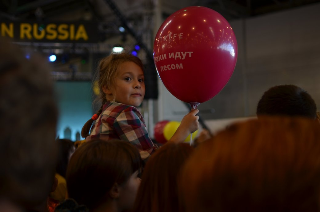 Фотоотчет с «Игромира» и Comic Con Russia, день 3 – Миша Коллинз | Канобу - Изображение 25