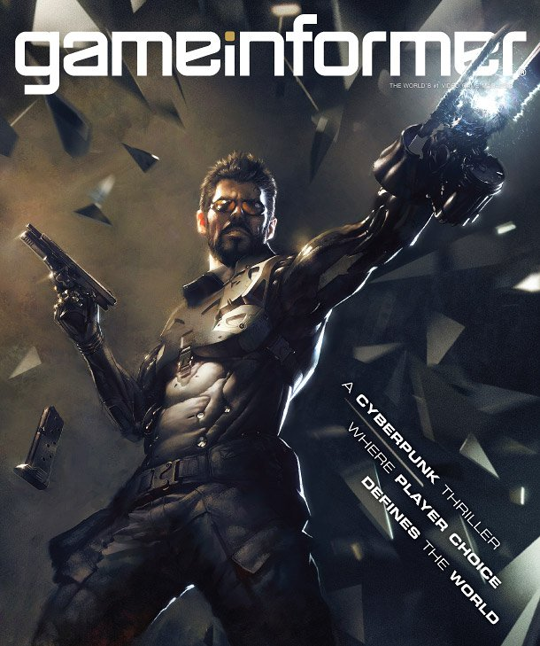 Square Enix вскоре анонсирует Deus Ex: Mankind Divided | Канобу - Изображение 7222
