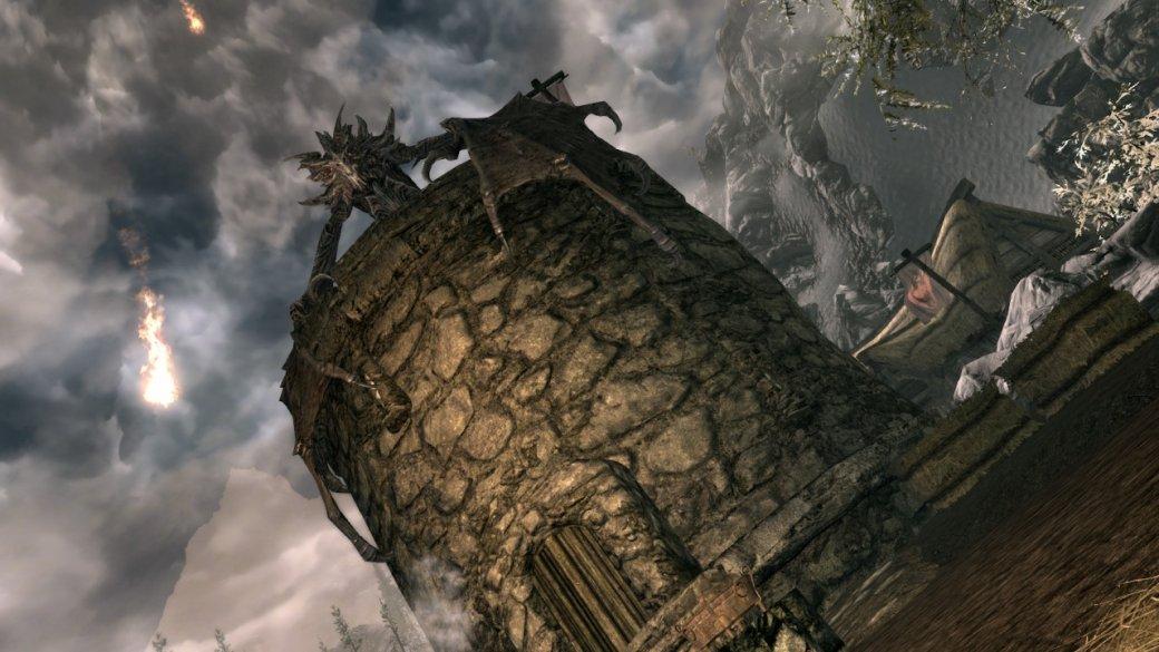 Как TES 5: Skyrim выглядит иработает наNintendo Switch? Отвечаем скриншотами игифками | Канобу - Изображение 3415