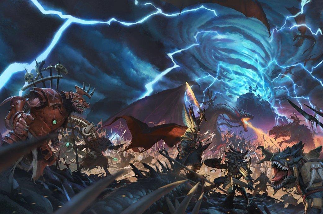 Взгляните напотрясающие концепт-арты Total War: Warhammer II. - Изображение 7