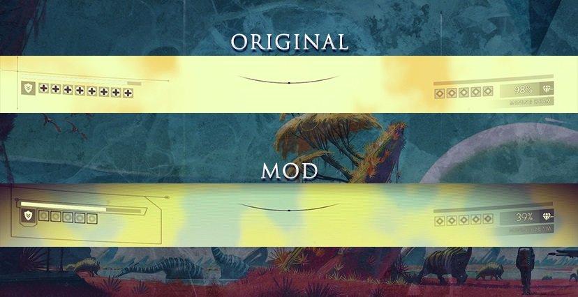 Лучшие моды для No Man's Sky - улучшение интерфейса и оптимизации, графические модификации | Канобу - Изображение 7613