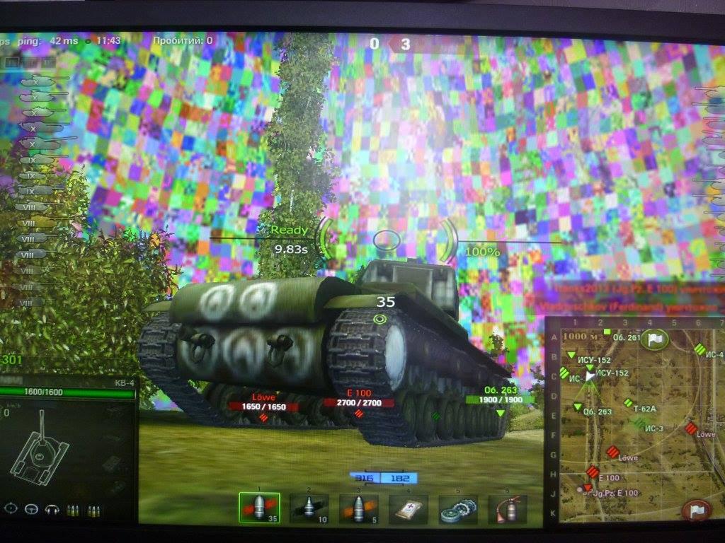 Топ-15 забавных багов вWorld ofTanks: рассказывает коллекционер изтехнической поддержки Wargaming | Канобу - Изображение 13