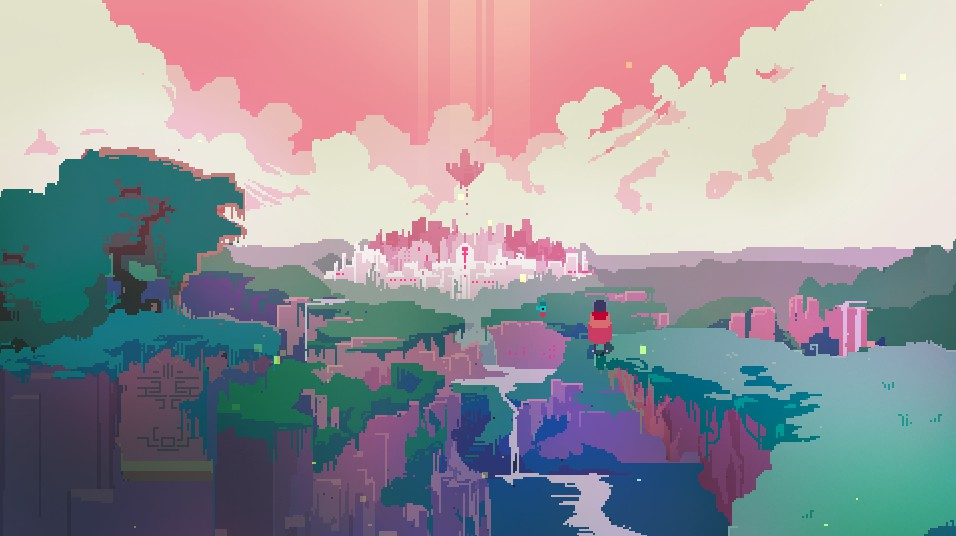 Шедевры в2D: вспоминаем самый красивый игровой пиксель-арт!. - Изображение 1