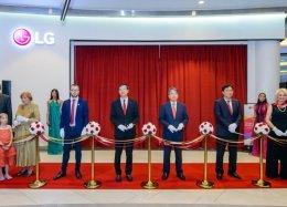 ВМоскве открылся первый премиальный магазин бытовой техники иэлектроники LG