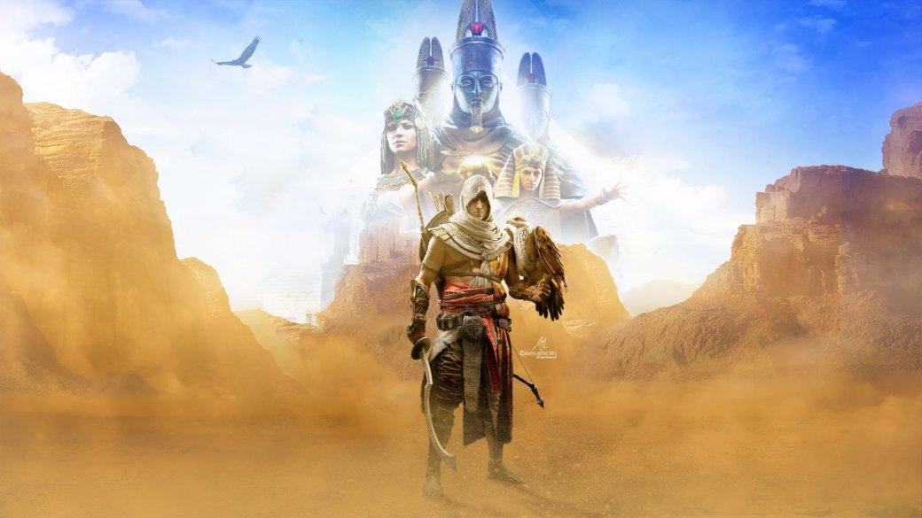 Гифка дня: продвинутые технологии Египта вAssassin's Creed: Origins | Канобу - Изображение 13027