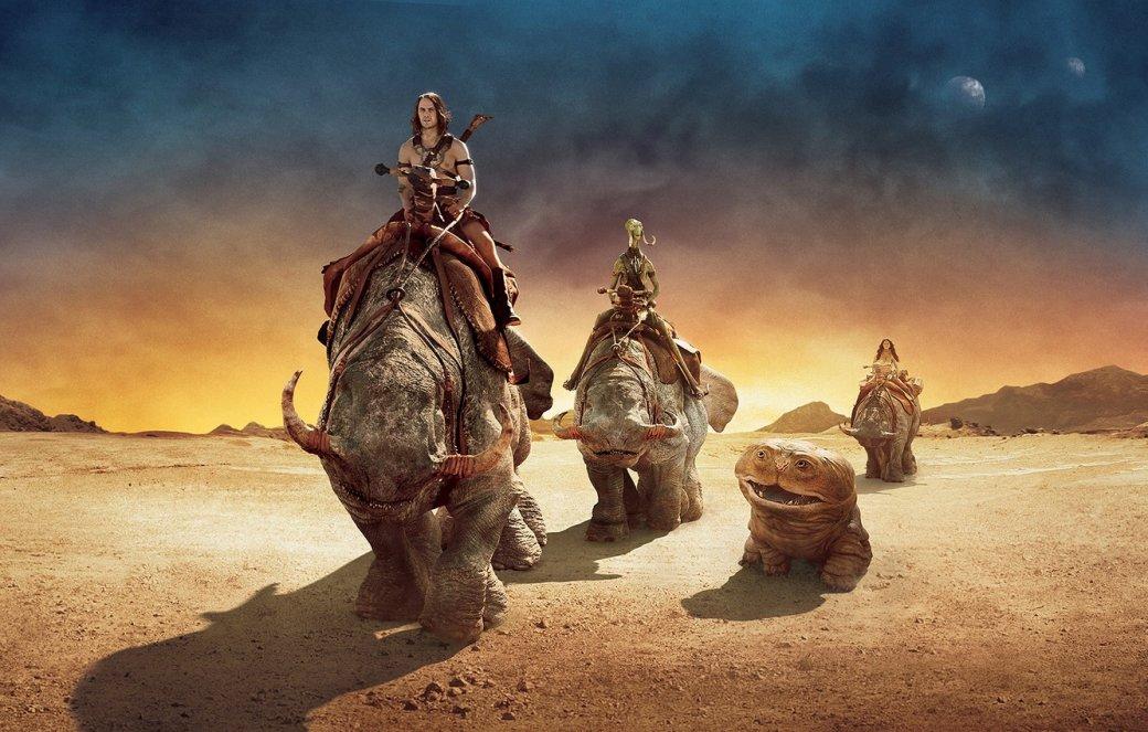 Фильмы, сериалы, игры про Марс   Канобу - Изображение 3