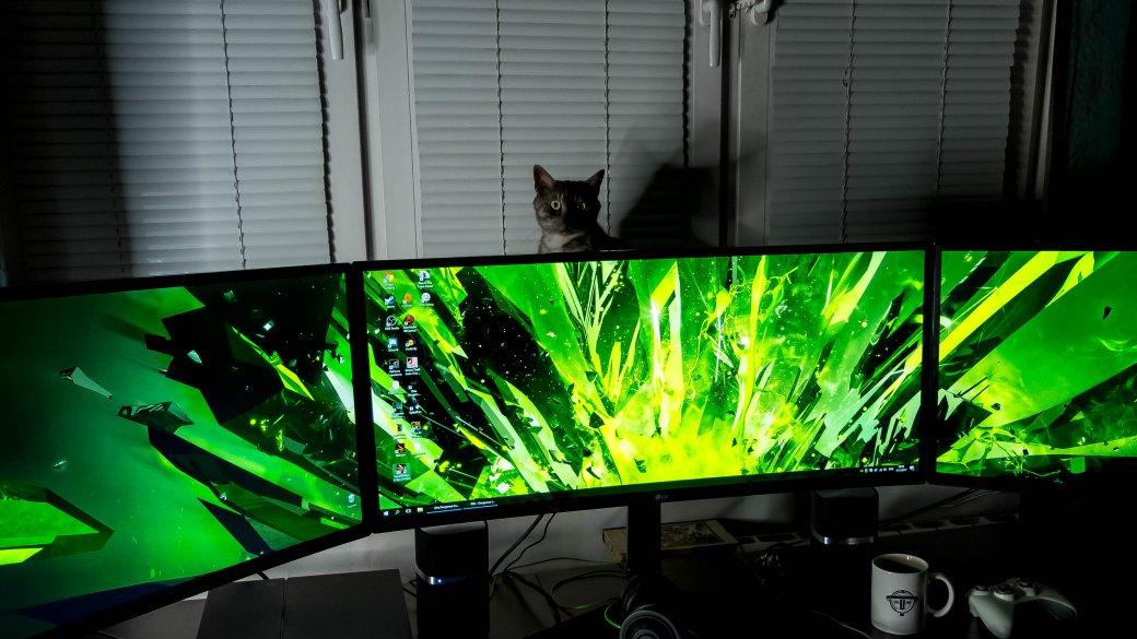 Как обустроить игровое место геймера - кресло, стол, мониторы, клавиатура, мышь, наушники для игр   Канобу - Изображение 6057