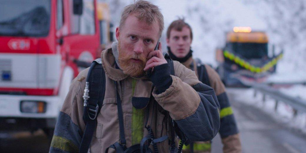 Рецензия на фильм-катастрофу «Туннель: Опасно для жизни». Вьюга фьорды пеплом кроет | Канобу