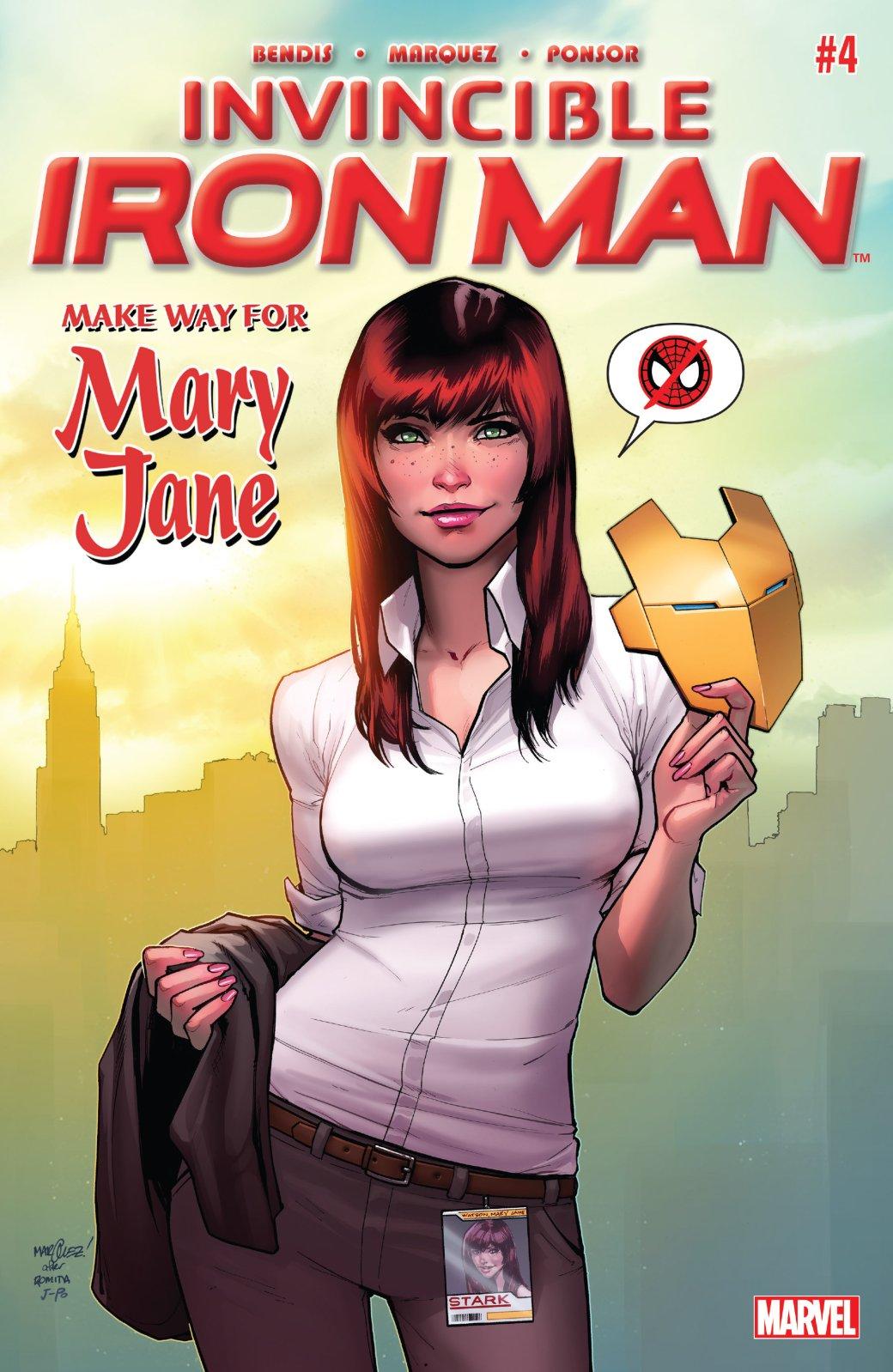 Мэри Джейн Уотсон— жена Человека-паука, модель, помощница Старка. Как менялся образ вкомиксах? | Канобу - Изображение 0