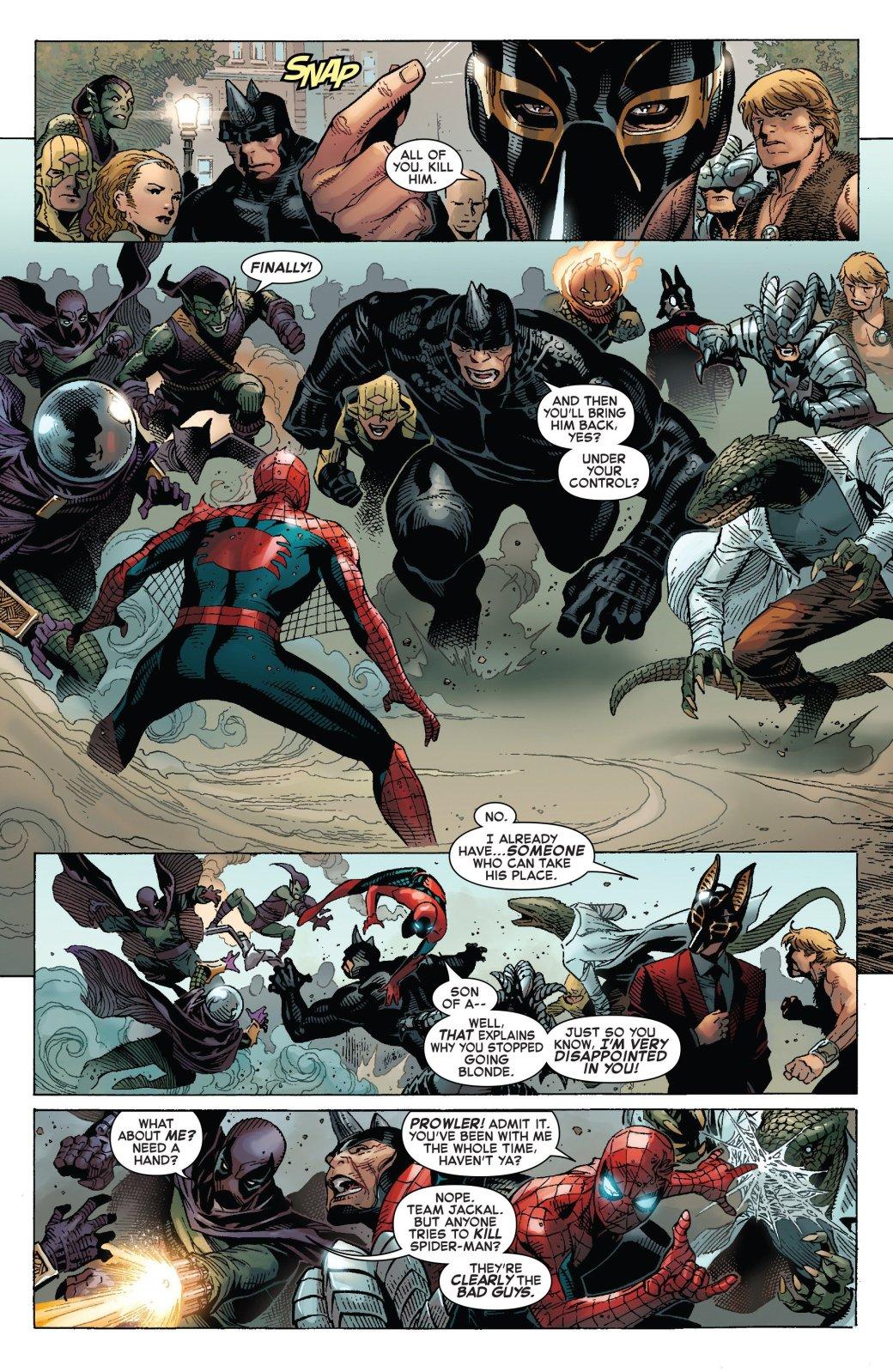 Клон Человека-паука стал виновником Конца Света? | Канобу - Изображение 12331