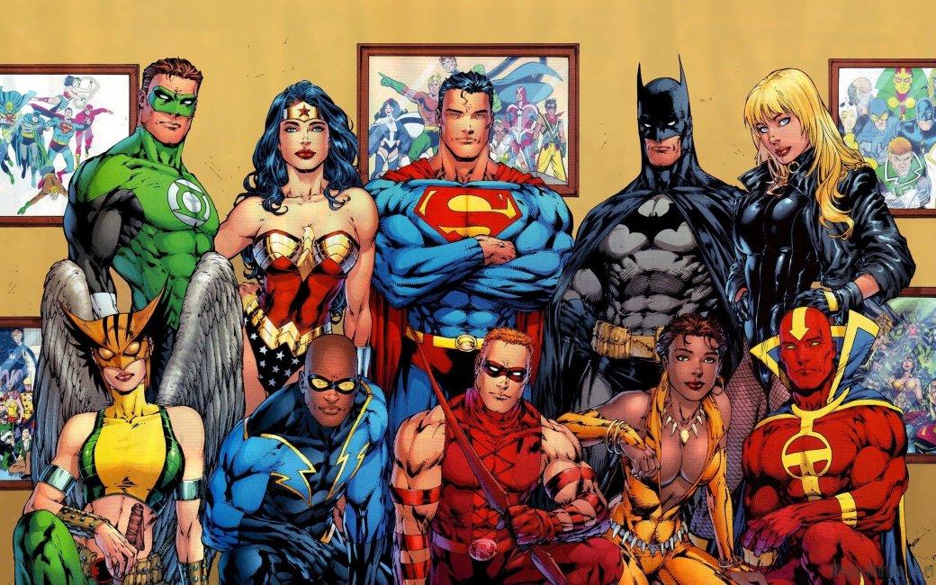 Что  если бы Гражданская война произошла в комиксах DC? | Канобу - Изображение 4738