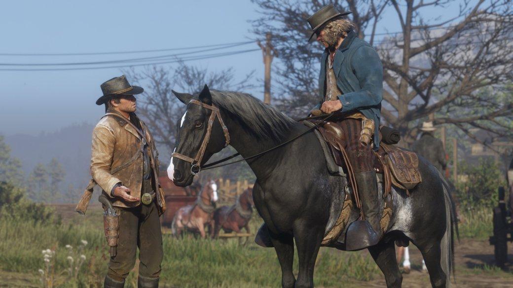Red Dead Redemption 2 проиграла Assassin's Creed Odyssey вотзывчивости управления | Канобу - Изображение 1