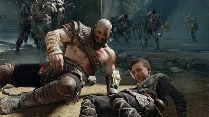 Лучшие (и просто смешные) скриншоты God of War при помощи нового фотомода. - Изображение 3