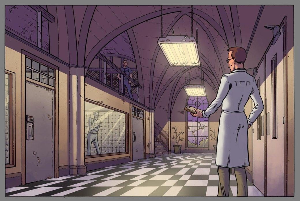 Что делать с комикс-злодеями: не убить, не вылечить, не удержать   Канобу - Изображение 9736