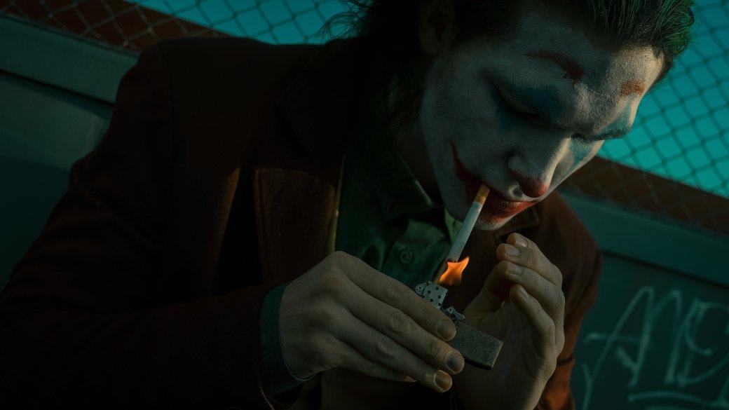 Безумный и грустный Джокер пляшет в новом косплее | Канобу - Изображение 7