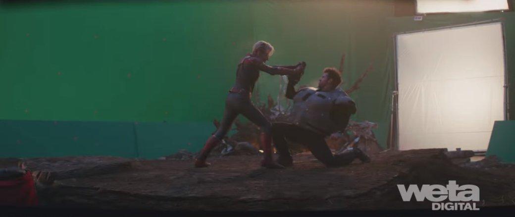 Как выглядела последняя битва из«Мстителей: Финал» без спецэффектов? | Канобу - Изображение 8345