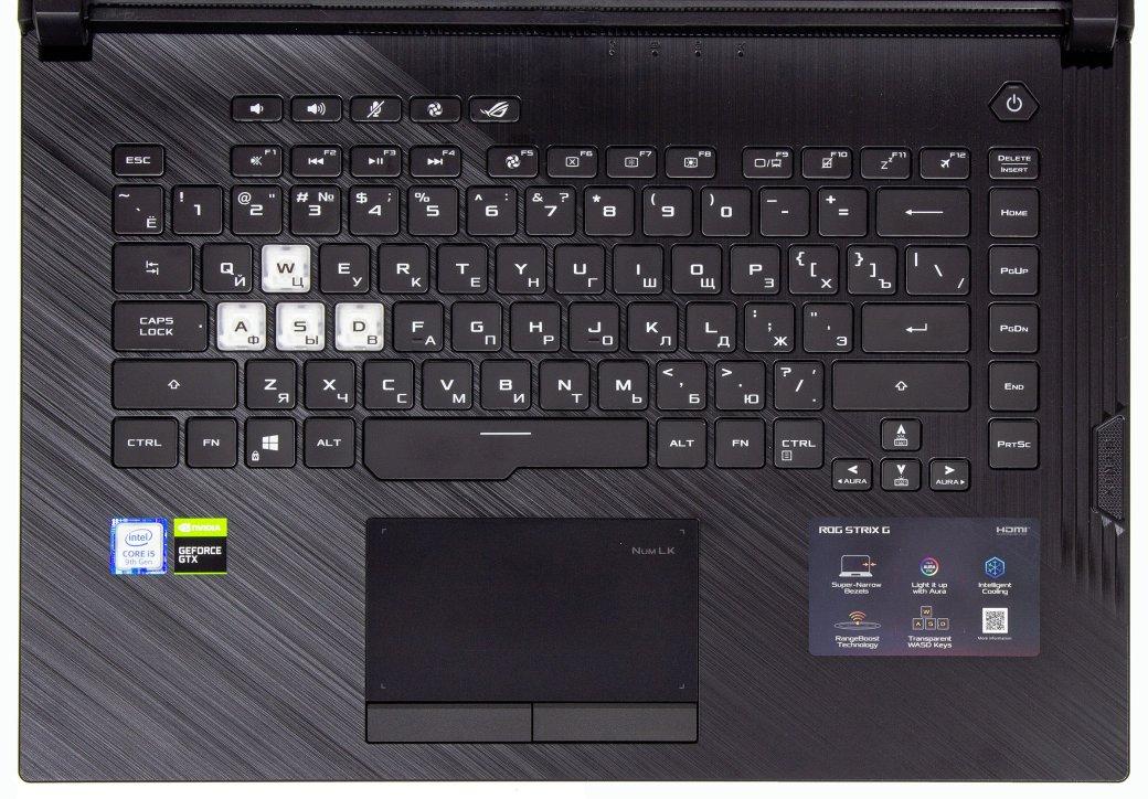 Практичный исбалансированный: ноутбук ASUS ROG Strix G | Канобу - Изображение 3759