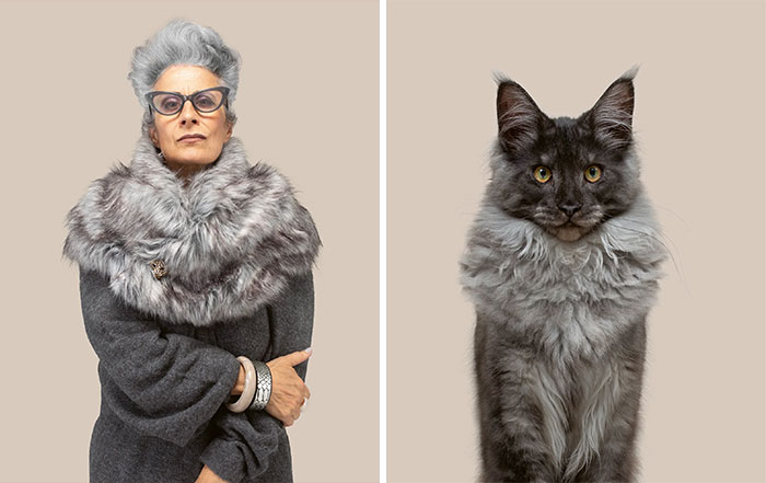Фотограф делает снимки людей икотов, которые выглядят как двойники | Канобу - Изображение 10535