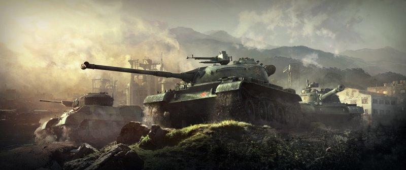 Как создаются карты в World of Tanks? Интервью к 10-летию игры